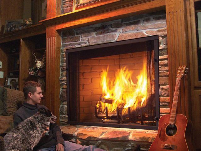 Wood Fireplaces   Fireside Hearth & Home