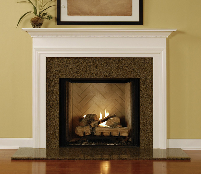 Awesome Fireplace Mantel Surround Kit Contemporary Leosworld Us . 25+ ... -  Best - Fireplace Mantel Kit IDI Design